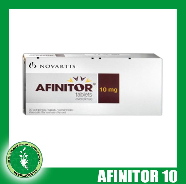 Afinitor 10 mg