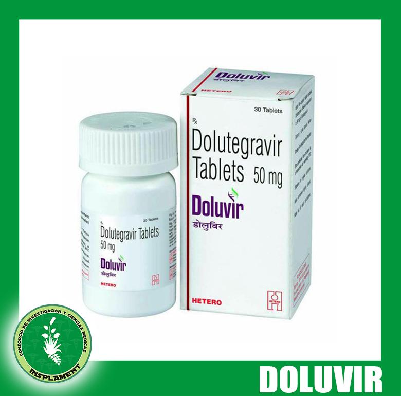 Doluvir 50 mg (Dolutegravir)