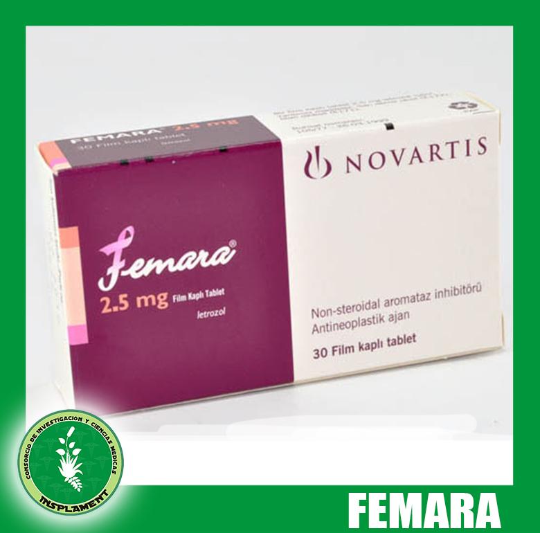 Femara ( Letrozole)